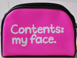My Face Cosmetic Bag