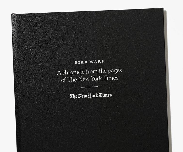 New York Times Chronicles Of Star Wars 1