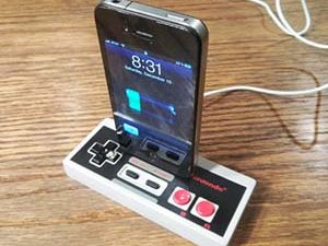 Nintendo Controller iPhone Charger