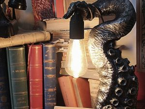 Octopus Tentacle Lamp