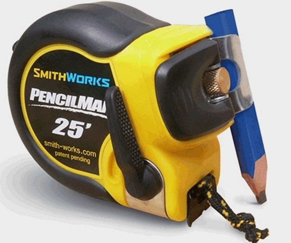 One Handed Marking Tape Measure 2