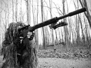 Paintball Sniper Rifle 1