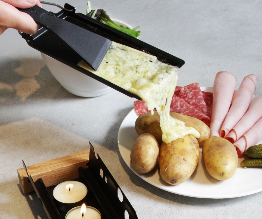 Raclette Cheese Melting Rack