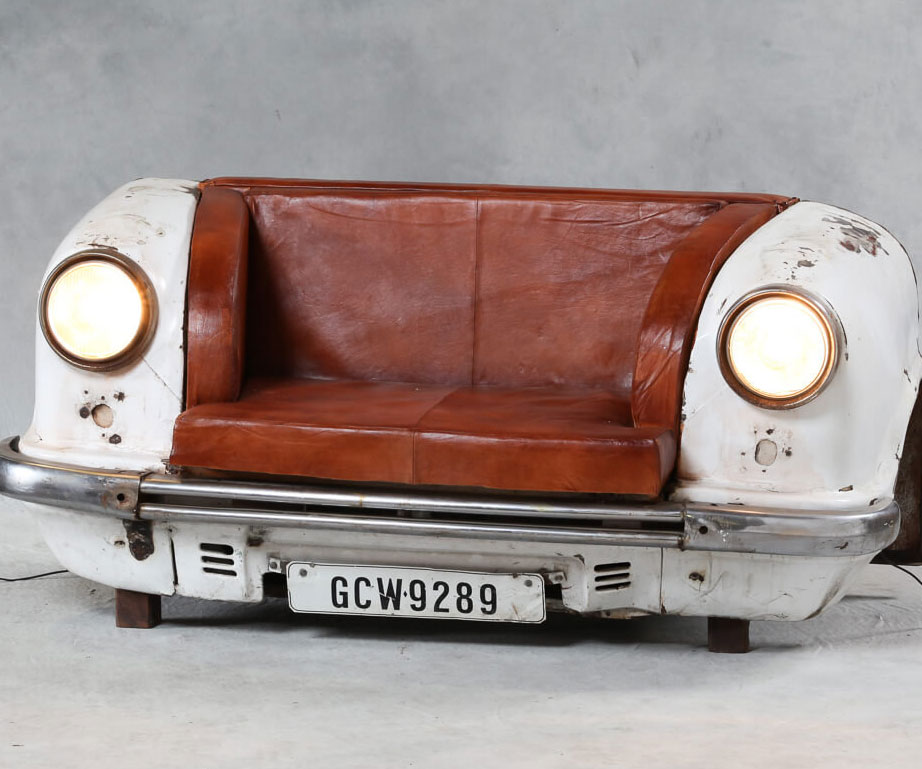 Refurbished Car Couches