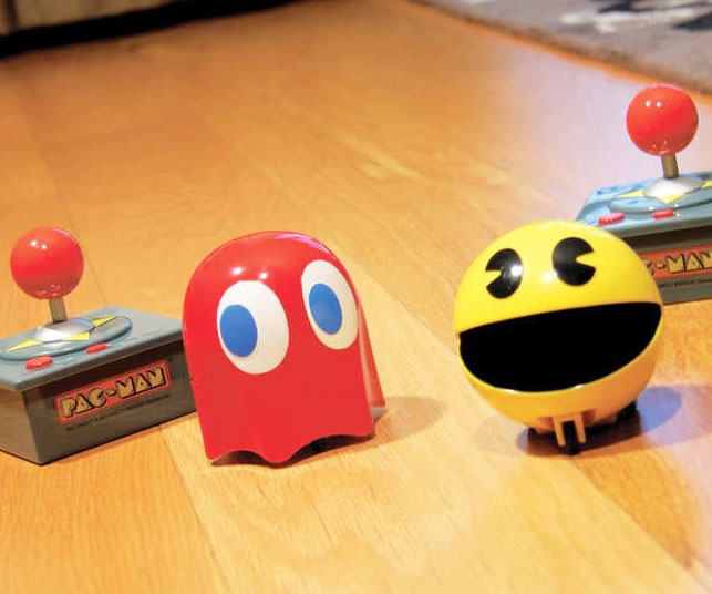 Remote Control Pac-Man Racers