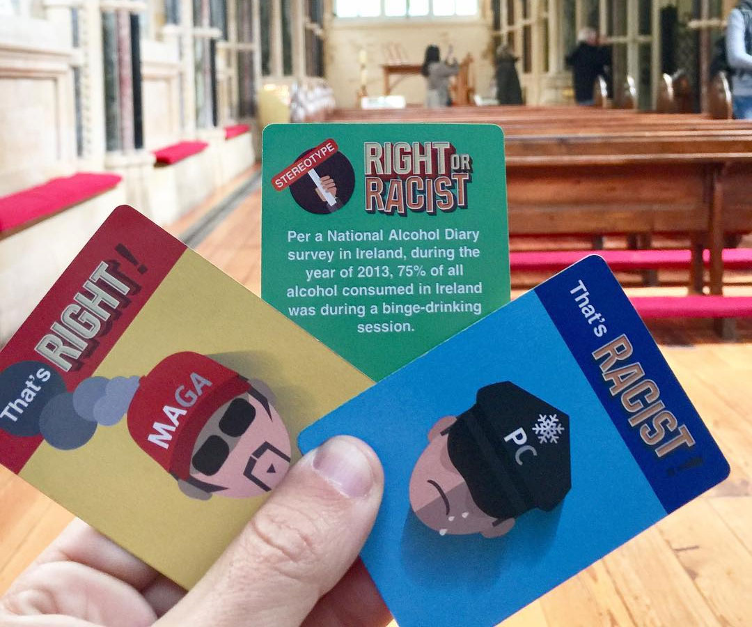 Right Or Racist Party Game 1