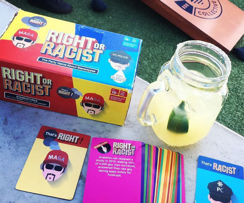 Right Or Racist Party Game 2