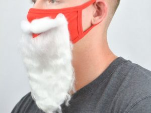 Safe Santa Face Masks 1