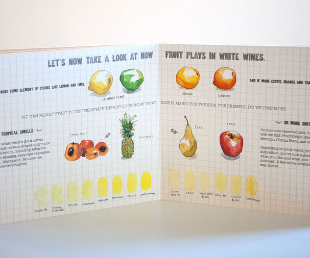 Scratch And Sniff Wine Book 1