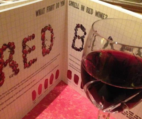 Scratch And Sniff Wine Book 2