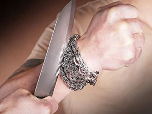 Self Defense Steel Bracelet