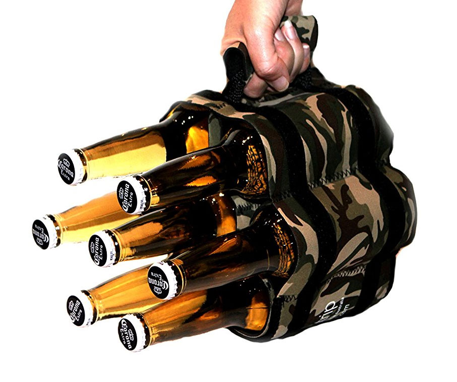 Seven-Pack Bottle Holder