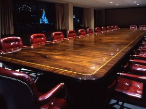 Sheraton Boardroom Table