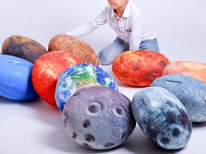 Solar System Pillow Set 1