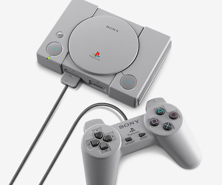 Sony Playstation Classic Console 2