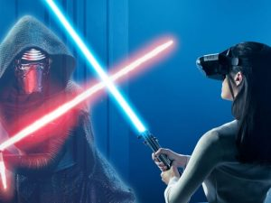 Star Wars Augmented Reality Game