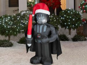 Star Wars Christmas Lawn Decorations 1