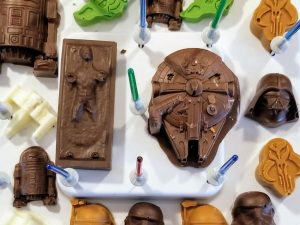 Star Wars Silicone Molds 1