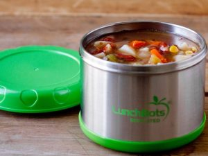 Steel Insulated Food Containers 1