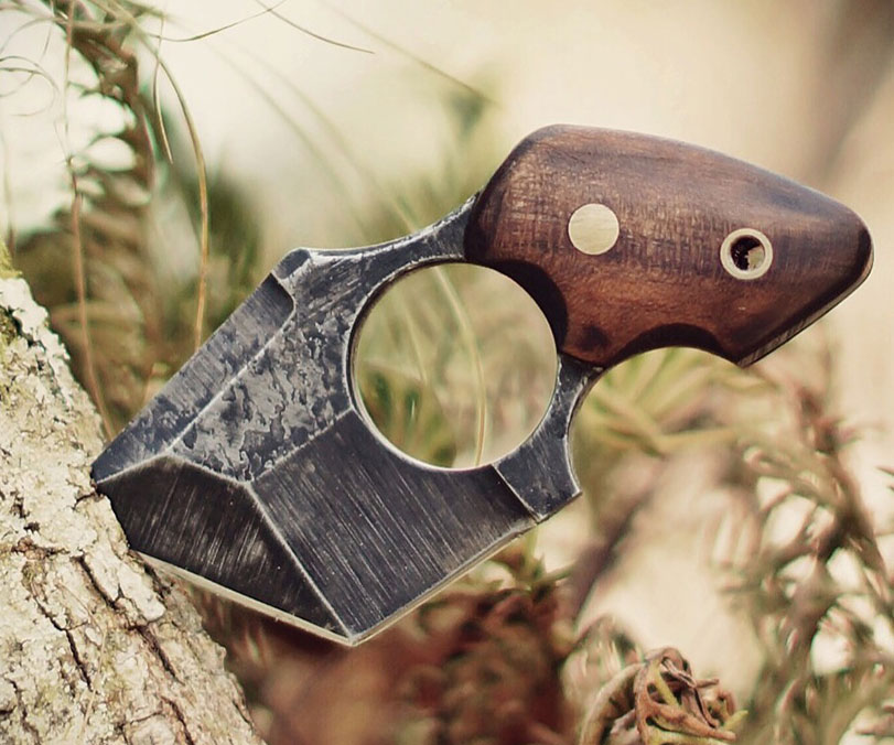 Tanto Punch Knife 2