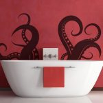 Tentacle Wall Decal 1