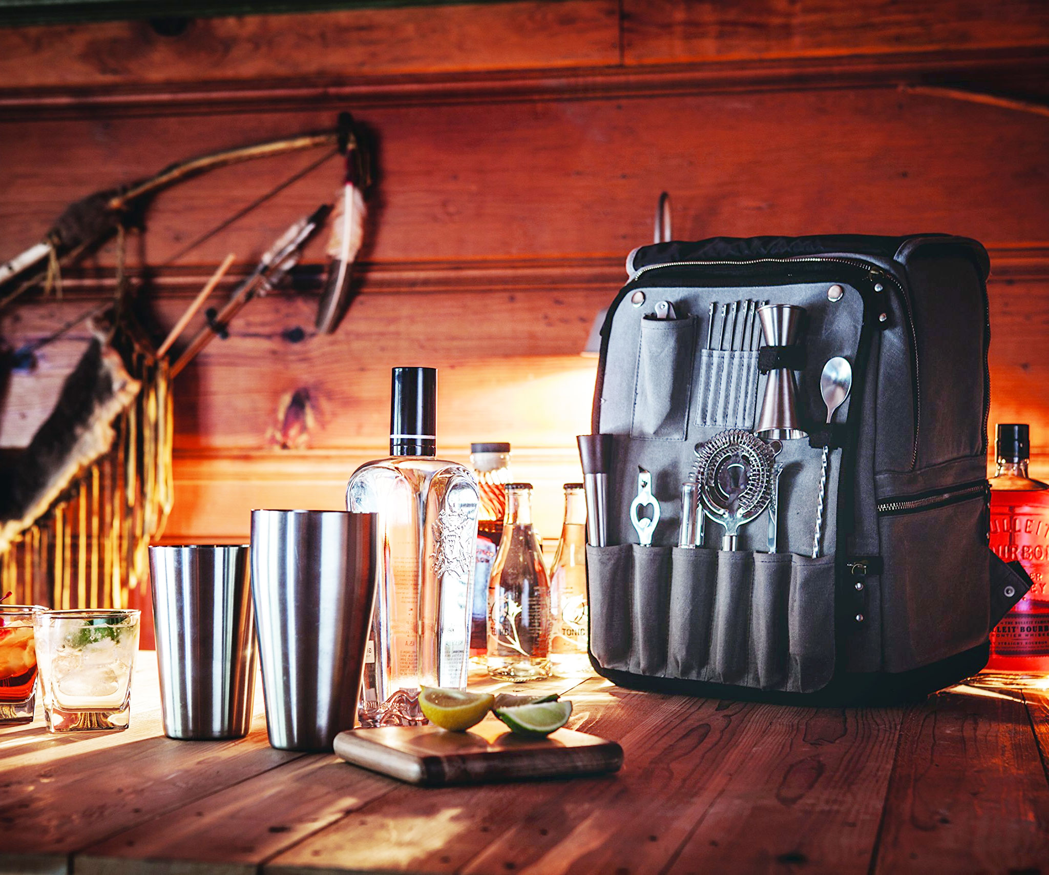 The Bartenders Backpack 1