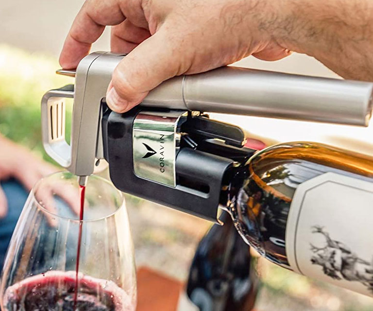 The Coravin Wine System