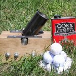 The Golf Ball Cannon