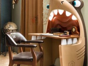 The Shark Desk