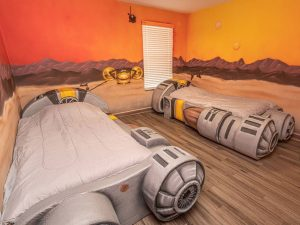 The Star Wars House Airbnb