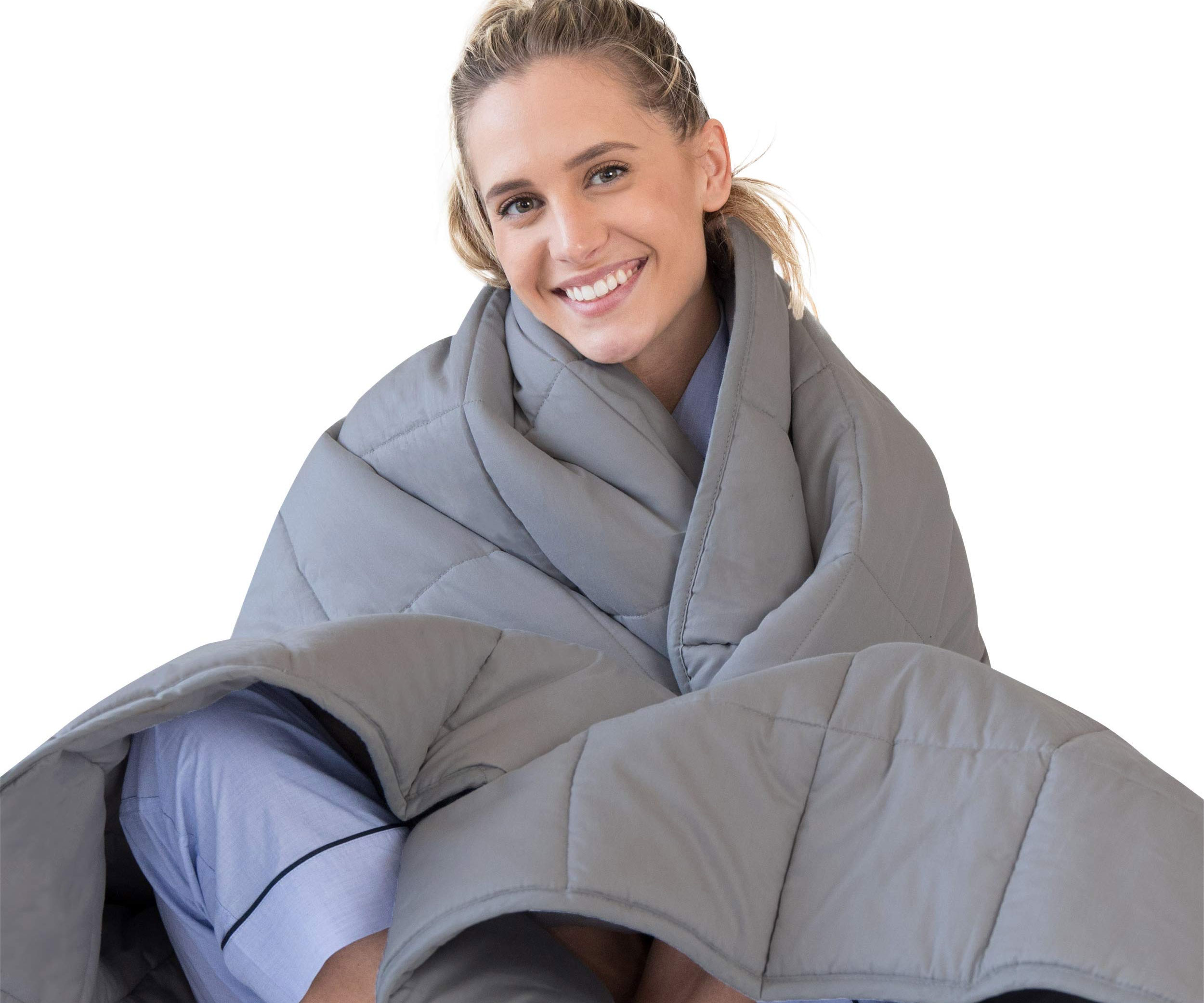 The Stress Relieving Weighted Blanket 1