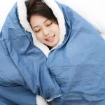 The Stress Relieving Weighted Blanket