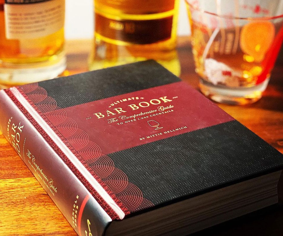 The Ultimate Bar Book