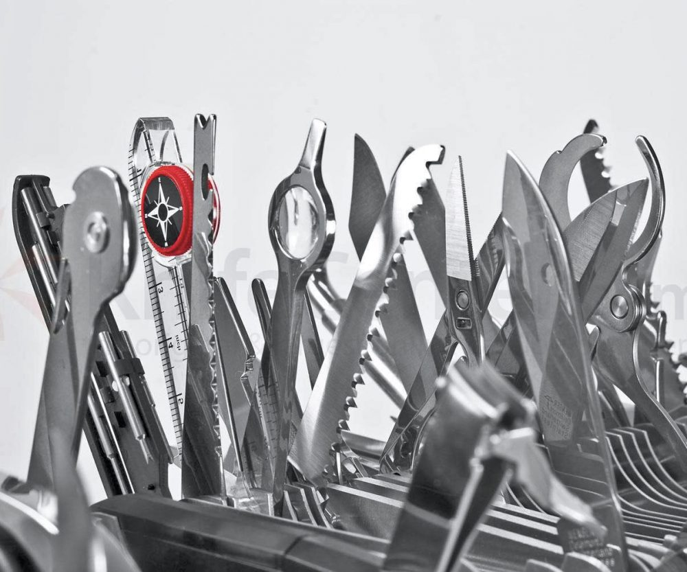 The Ultimate Swiss Army Knife 2