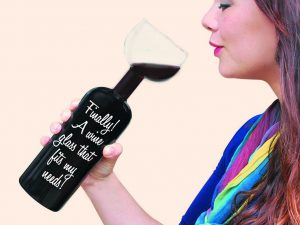 The Ultimate Wine Bottle Glass 1