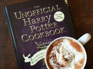 The Unofficial Harry Potter Cookbook 1