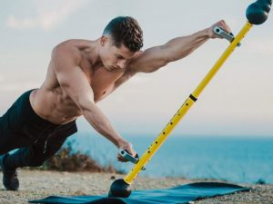 Total Workout Portable Home Gym 1