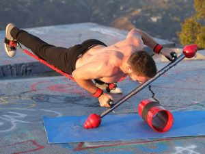 Total Workout Portable Home Gym