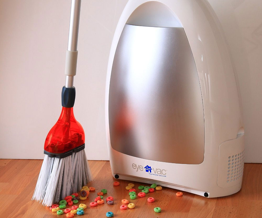 Touchless Vacuum Cleaner