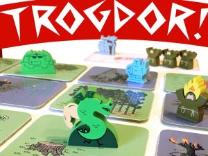 Trogdor The Board Game