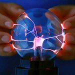 USB Plasma Ball Lamp Light