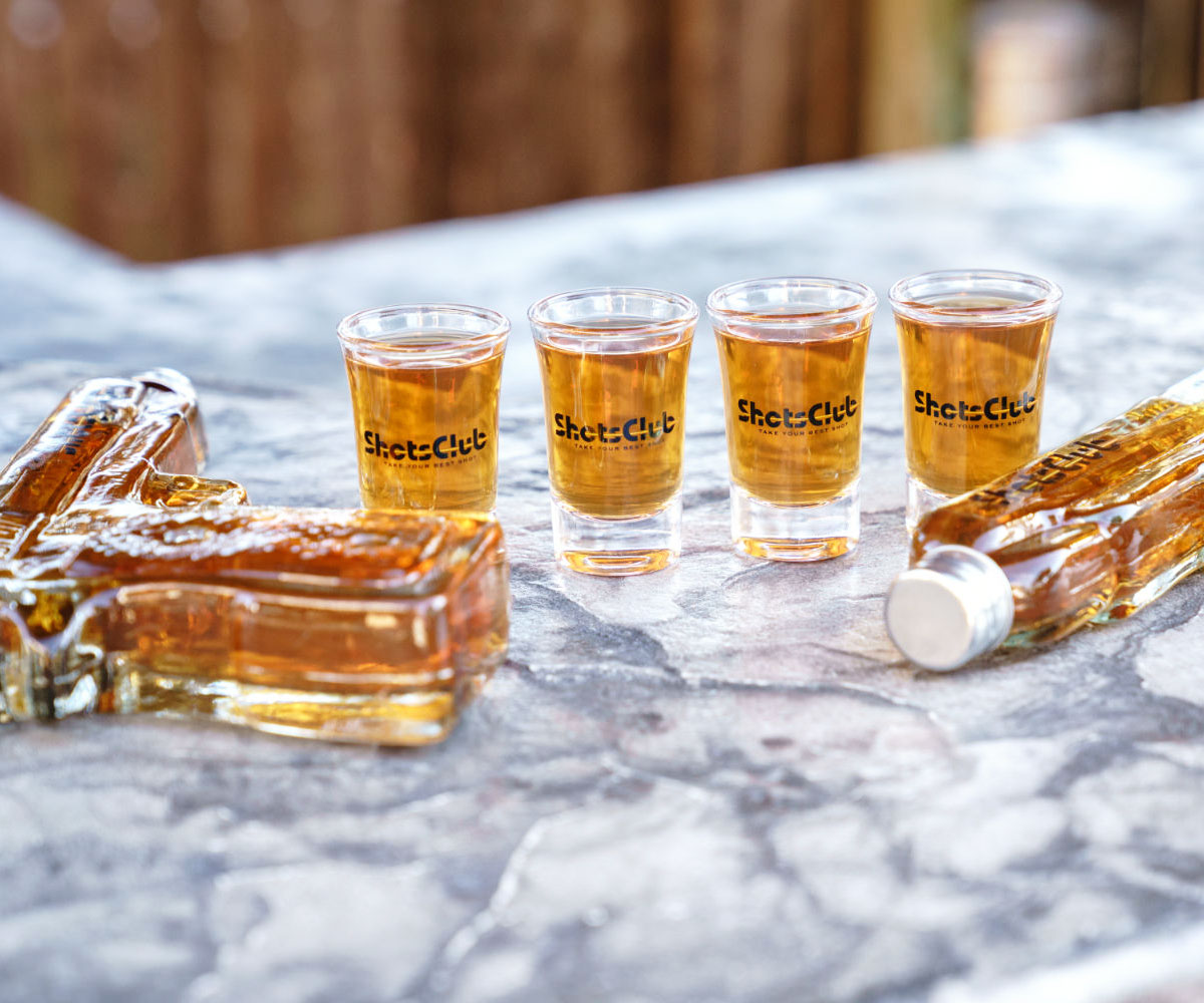 Ultimate Shot Glass Party Kit 1