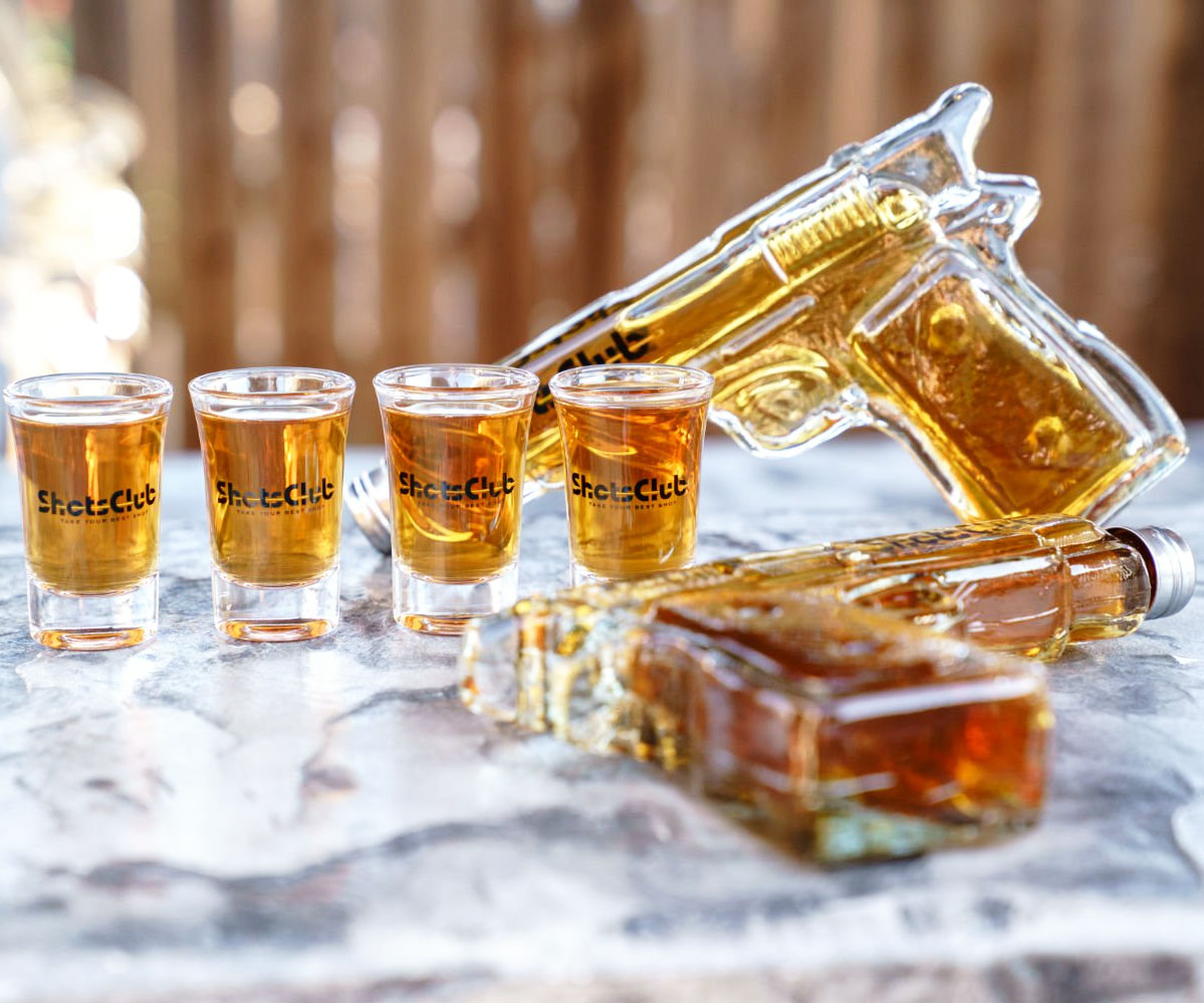 Ultimate Shot Glass Party Kit