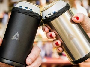 Vacuum Insulated Drink Koozie