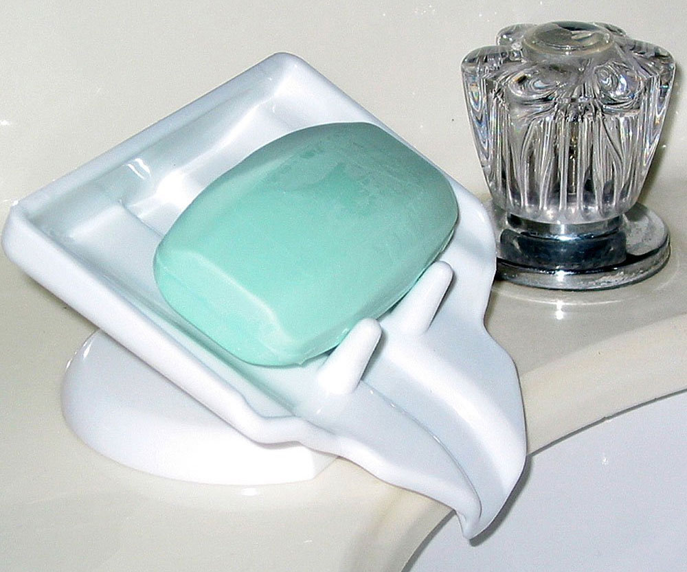 Water Draining Soap Holder 1