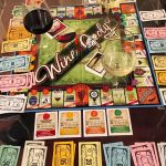 Wine Opoly Board Game 1