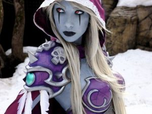 World Of Warcraft Sylvanas Cosplay Set