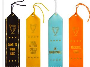 Worst Co Worker Ribbons 1