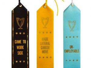 Worst Co-Worker Ribbons