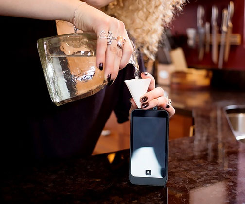 Iphone Shaped Flask 2